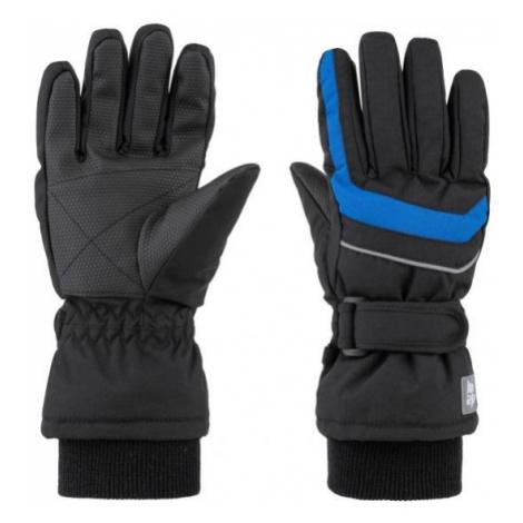 Loap RUFUS modrá - Detské rukavice