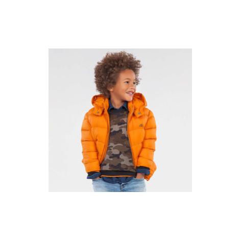 Mayoral Vatovaná bunda 412 Oranžová Regular Fit