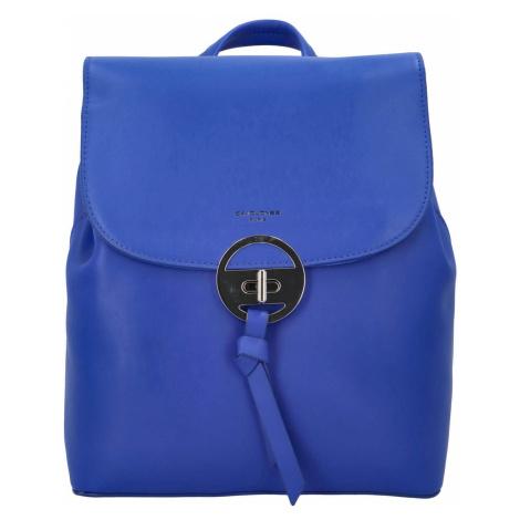 Módny dámsky batoh David Jones Sabine - tmavo modrá