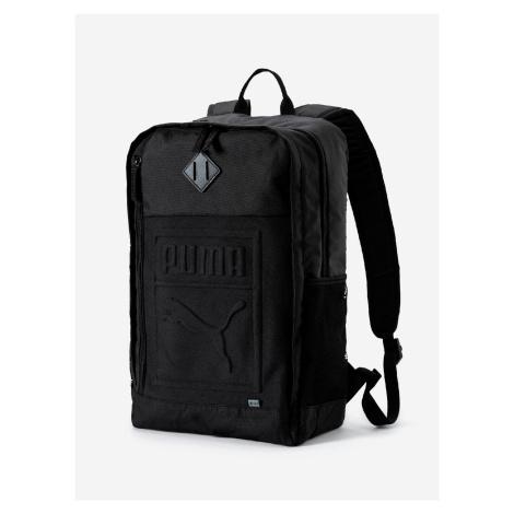 Ruksak Puma S Backpack Čierna