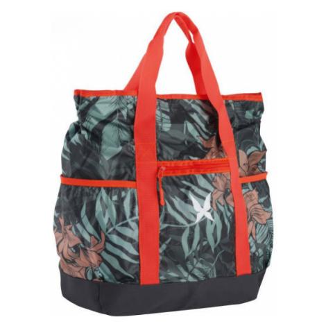 KARI TRAA ROTHE BAG čierna - Dámska športová taška cez rameno