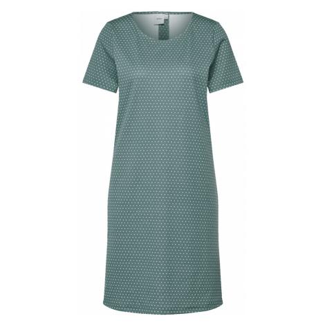 ICHI Letné šaty 'KATE SPOT'  smaragdová