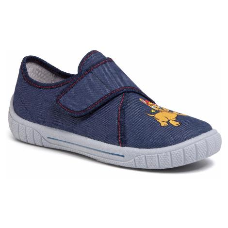 Papuče SUPERFIT - 1-000278-81 S Blau