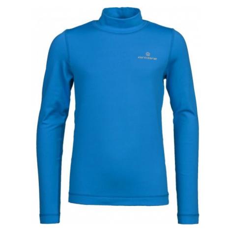 Arcore ZARKO modrá - Detské funkčné tričko s dlhým rukávom