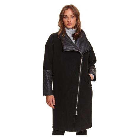 Dámsky kabát Top Secret Zipper detailed
