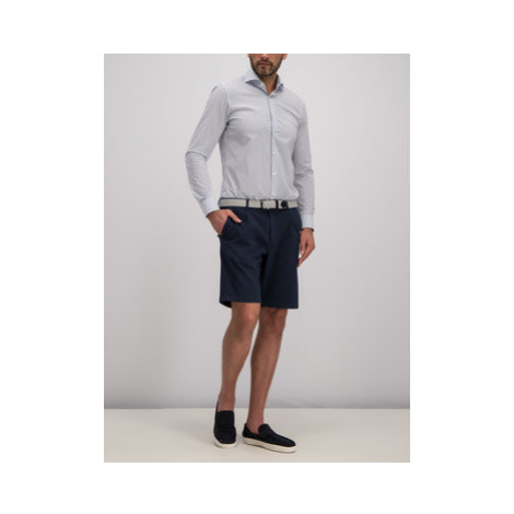 Joop! Bavlnené šortky 30015611 Tmavomodrá Modern Fit