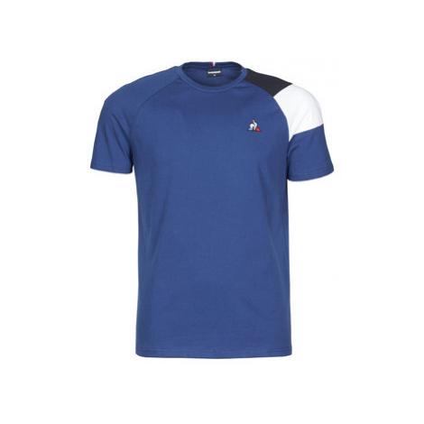 Le Coq Sportif ESS TEE SS N°10 M Modrá