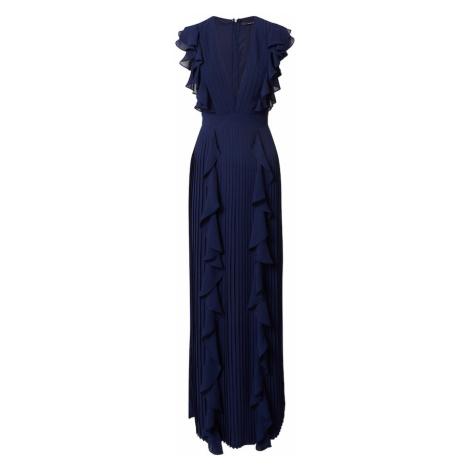 TFNC Večerné šaty 'HALEY'  námornícka modrá
