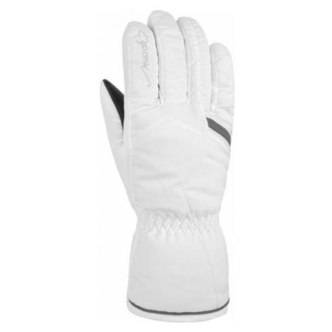Reusch MARISA biela - Dámske lyžiarske rukavice
