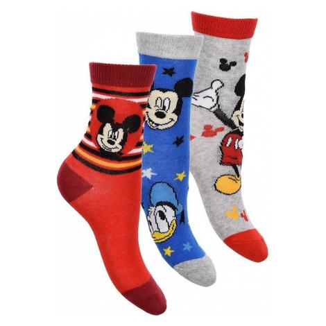 Mickey mouse disney ponožky pre chlapcov