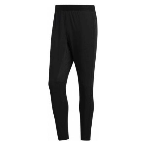 adidas CITY BASE WOVEN PANT čierna - Pánske športové tepláky