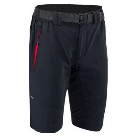 Pánske MTB cyklistické nohavice Silvini Rango MP1616 black-red