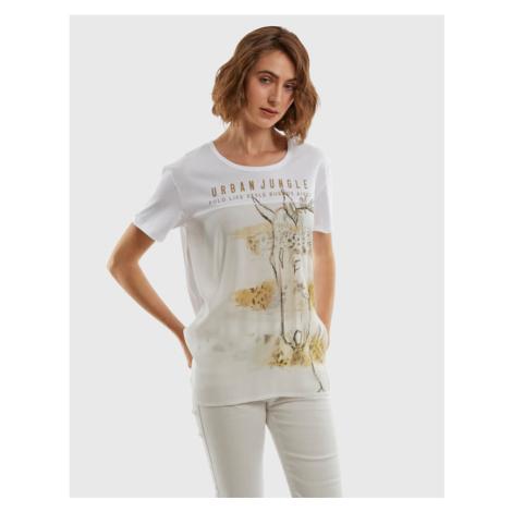 Tričko La Martina Woman S/S Jersey T-Shirt