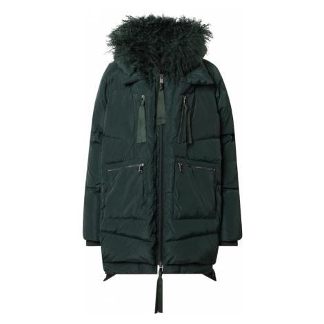 MAX&Co. Zimný kabát 'Mughetto'  petrolejová