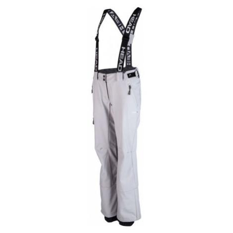 Head MONTEPA sivá - Dámske softshellové lyžiarske nohavice