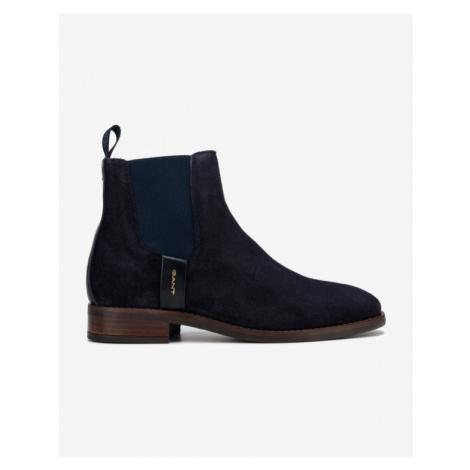 Gant Fayy Členkové topánky Modrá