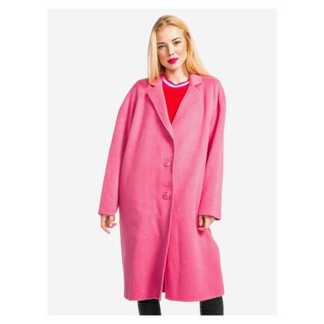 Marte Kabát Pinko Růžová