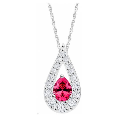 Preciosa Trblietavý náhrdelník Libra 55 (retiazka, prívesok)