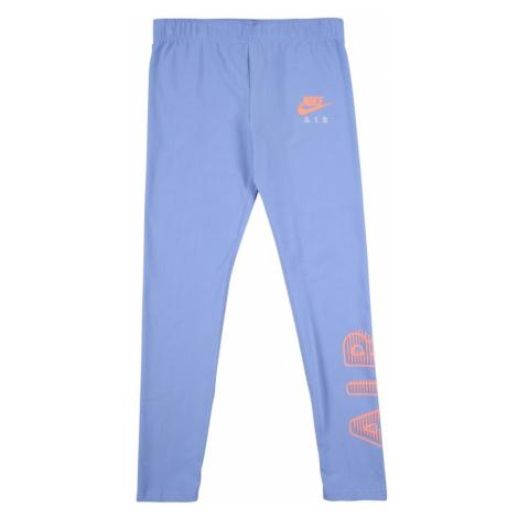 Nike Sportswear Legíny 'FAVORITES'  staroružová / modrá