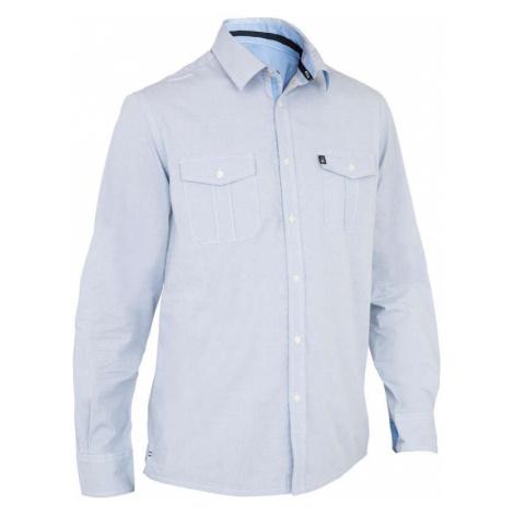 TRIBORD Pánska Košeľa 100 Modrá