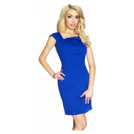 Modré šaty Ruslana Bergamo