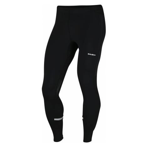 Husky Darby Long čierna, Pánske športové nohavice