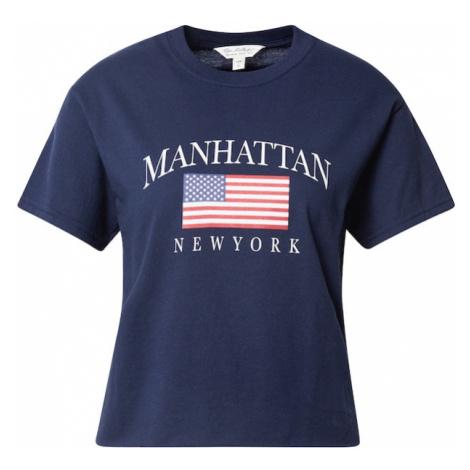 Miss Selfridge Tričko 'Manhattan'  námornícka modrá / červená / biela / modrá