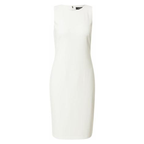 Lauren Ralph Lauren Puzdrové šaty 'DARIAN'  biela
