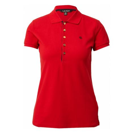 Lauren Ralph Lauren Tričko  červená