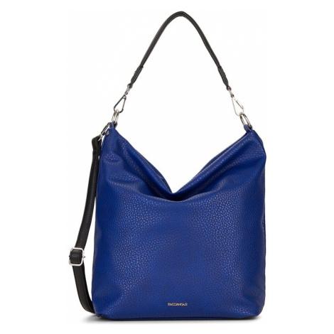 Dámska kabelka Emily & Noah Laeticia - modrá