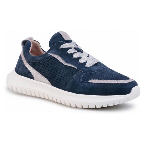 Sneakersy CAPRICE - 9-23751-24 Ocean Comb 880