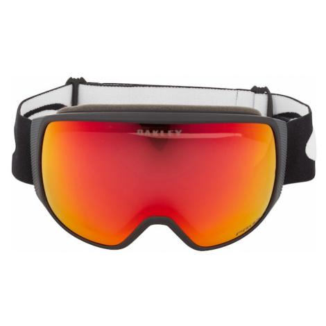 OAKLEY Športové okuliare 'Flight Tracker'  červená / čierna