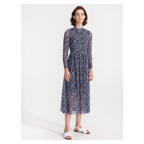 Šaty Tom Tailor Denim Modrá