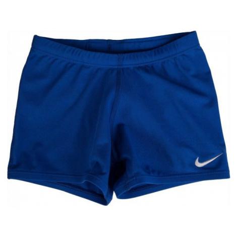 Nike POLY SOLID BOYS modrá - Chlapčenské plavky
