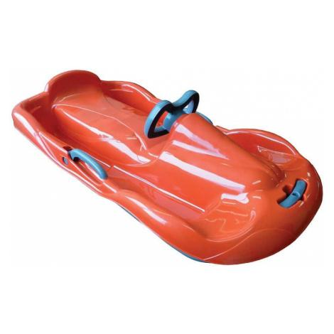 Bob plastový s volantem SULOV FUN, oranžový