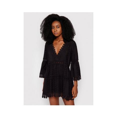 Melissa Odabash Plážové šaty Victoria CR Čierna Regular Fit