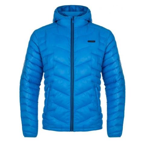 Loap JERRYK modrá - Pánska zimná bunda