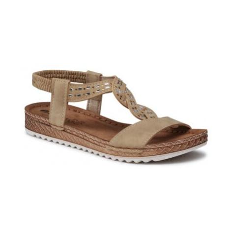 Sandále INBLU VOAIOO01 Imitácia kože/-Imitácia kože
