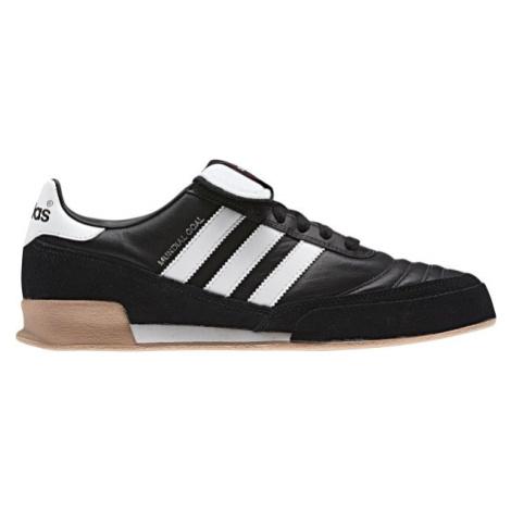 adidas MUNDIAL GOAL LEATHER čierna - Pánska halová obuv