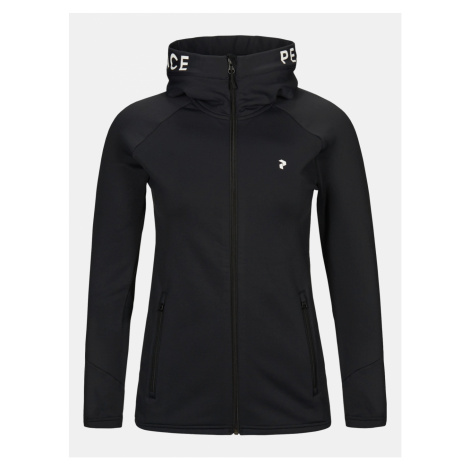 Mikina Peak Performance W Rider Zip Hood