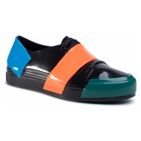 Poltopánky MELISSA - Crew Low Ad 32815 Black/Blue 53238