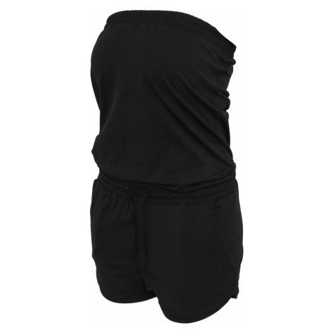 Ladies Hot Jumpsuit - black Urban Classics