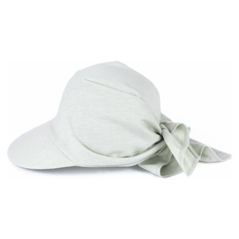 Art Of Polo Woman's Visor Hat cz19428 Mint
