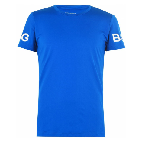 Bjorn Borg Sleeve Print T Shirt