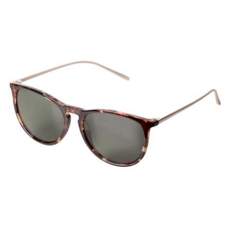 Pilgrim Slnečné okuliare 'Vanille'  hnedá