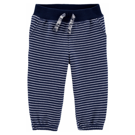 CARTER'S Nohavice dlhé Strips chlapec 12 m/vel. 80