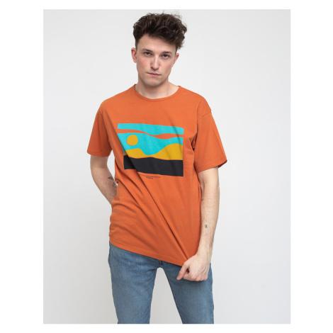 Thinking MU Ain´t No Sunshine T-shirt Terracotta