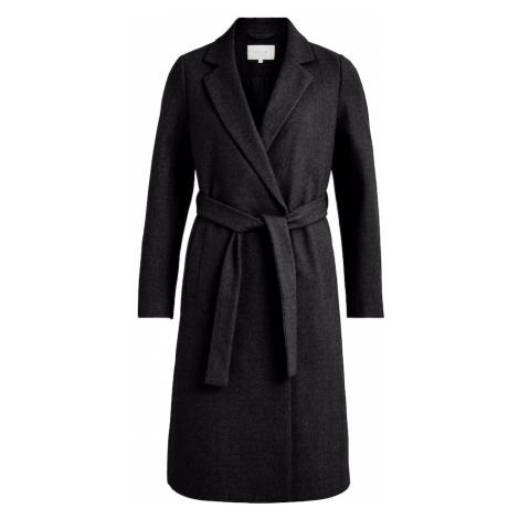 VILA Prechodný kabát 'Paka'  čierna