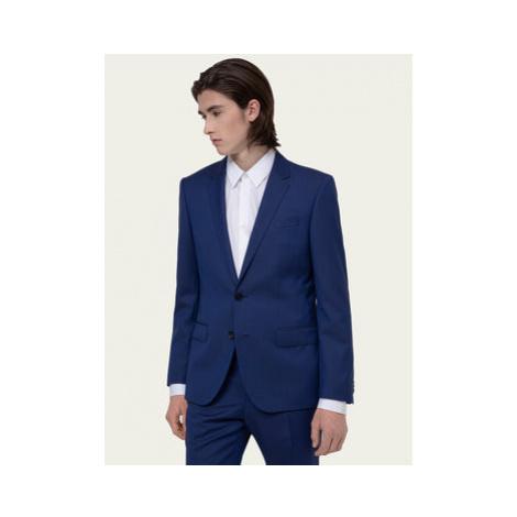 Hugo Oblek Henry/Griffin182 50383613 Tmavomodrá Slim Fit Hugo Boss