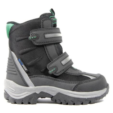 Westport ANITA čierna - Detská zimná obuv